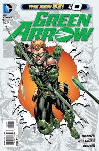 Green Arrow 0