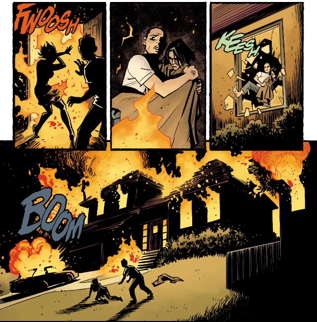 Znalezione obrazy dla zapytania fight club 2 komiks