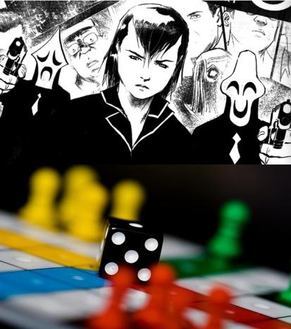 TRESE boardgame