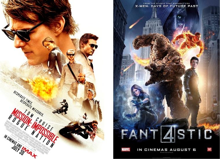 Geekend Movies 1