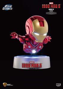 Beast Kingdom Egg Attack Iron Man 3 Mark III 1