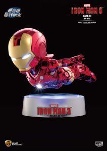 Beast Kingdom Egg Attack Iron Man 3 Mark III 2 (1)