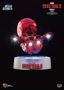 Beast Kingdom Egg Attack Iron Man 3 Mark III 4