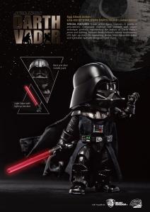 Beast Kingdom Egg Attack Star Wars Darth Vader 1