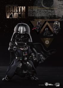 Beast Kingdom Egg Attack Star Wars Darth Vader 2