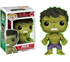 Funko Filbar's PH exclusive Glow in the Dark Hulk