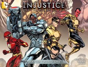 injustice #21