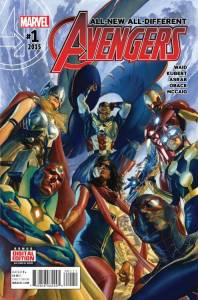 By: Mark Waid, Adam Kubert, Mahmud A. Asrar, and Alex Ross