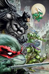 BATMAN TMNT 2