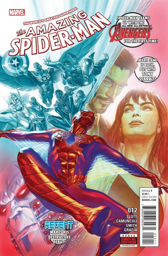 amazing spiderman 12