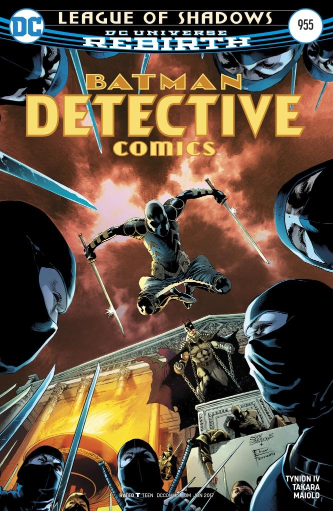 detective comics 955