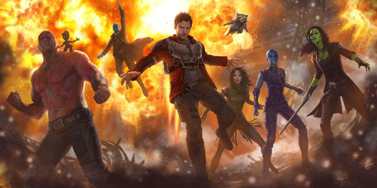5 Things You May Have Missed in Guardians of the Galaxy Vol. 2
