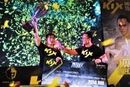 KIX's RUTE 2017 Toughest Pinoy Renz Lou Lagria with Ambassdor Arnold Aninion