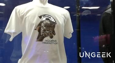 Taipei-Game-Show-2018-Kojima-Productions-Shirt