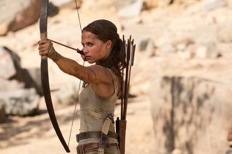 Tomb Raider - Vikander