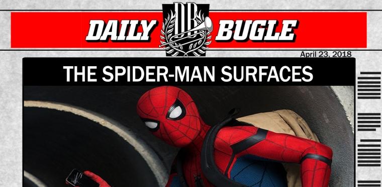 Story So Far Spiderman
